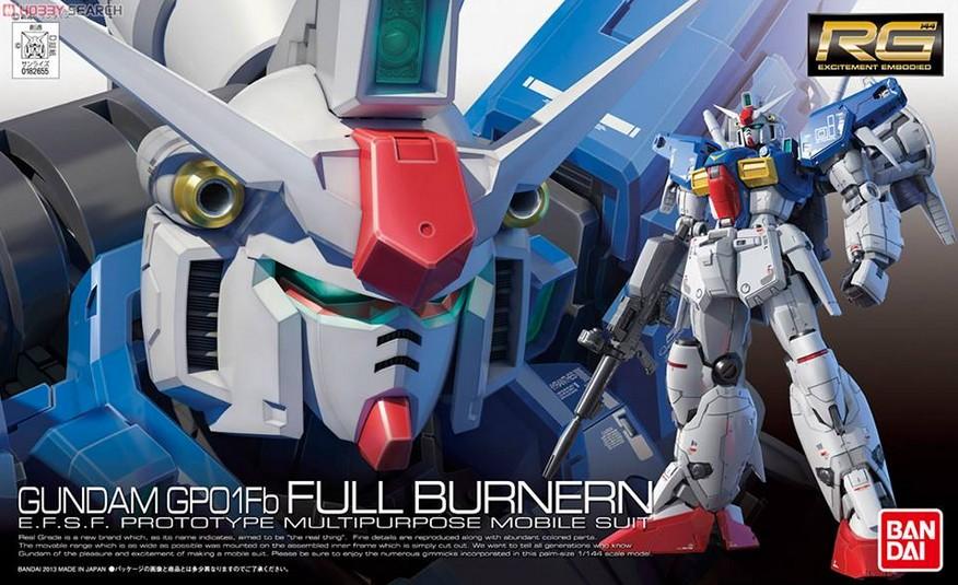 RG 1/144 RX-78 GP01-FB