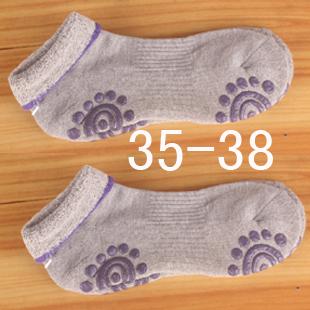 (พร้อมส่ง)YKA80-20-1 ถุงเท้าโยคะ โปรโมชั่น 2 คู่ 499 บาท