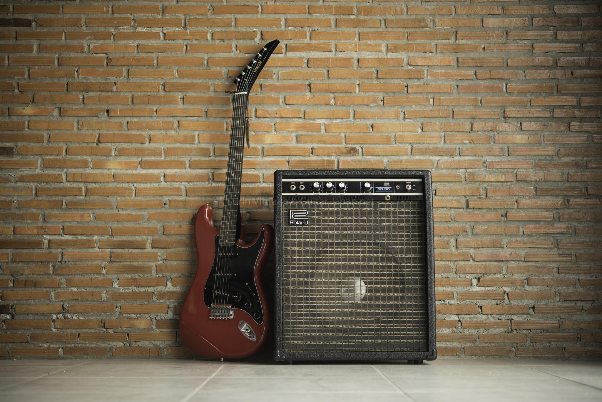 แอมป์เบส มือสอง Roland GB-30 Bass Amp