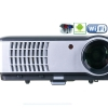 โปรเจคเตอร์ระบบAndroid รองรับ3D เล่นในตัวได้ สว่างถึง 3000 ลูเมน รุ่น MV-RD806