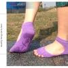 (พรีออเดอร์) YKA70-32 ถุงเท้าโยคะ กันลื่น
