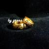 แหวนนามสกุล ถมทอง หน้ากว้าง 1 cm.วงละ 3,800 บาท โดย เครื่องถมนคร by green