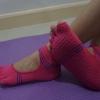 (พร้อมส่ง)YKA70-4-6 ถุงเท้าโยคะ โปรโมชั่น 2 คู่ 499 บาท