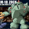 HGUC 1/144 MSM-10 ZOCK