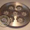 พิมพ์ขนมไข่ อลูมิเนียม 7 นิ้ว แบบ 1 (ลายมะยม)