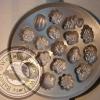 พิมพ์ขนมไข่ อลูมิเนียม 9 นิ้ว แบบ 4 (ลายสัตว์เล็ก)