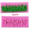 พิมพ์ยางซิลิโคน 3D ลายต้นหญ้า