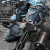 MG 1/100 MS-07B3 GOUF CUSTOM