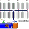 ระบบน้ำสปริงเกอร์ การคำนวณหาขนาดท่อPE,PVCและเครื่องสูบน้ำแบบแบ่งโซนพื้นที่8ไร่