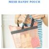 TB52 Mesh Pouch / กระเป๋าผ้าตาข่าย