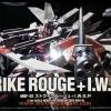 HG 1/144 STRIKE ROUGE + I.W.S.P
