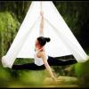 (พรีออเดอร์) YK02006P เปลโยคะ(Yoga hammock) รับน้ำหนักได้สูงสุดถึง 900 kg