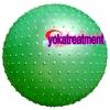 (พร้อมส่ง) บอลโยคะ แบบหนาม ขนาด 115 CM