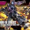 HGUC 1/144 MS-06R-1A ZAKU II BLACK TRISTARS