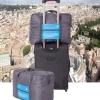 TB23 Multifunction Travel Bag VER1 /กระเป๋าเดินทาง เอนกประสงค์ พับได้ VER1