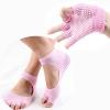 (พรีออเดอร์) ถุงมือ ถุงเท้าโยคะ กันลื่น YKSM30-44