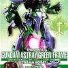 1/100 SCALE MODEL GUNDAM ASTRAY (GREEN FRAME)