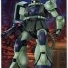 1/144 FG MS-06F/ J ZAKU II