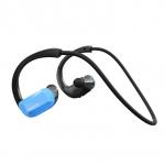 หูฟัง KSCAT Bluetooth ออกกำลังกายกันน้ำ สีฟ้า