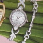 นาฬิกาและสร้อยข้อมือ เอเลแกนท์ เลดี้