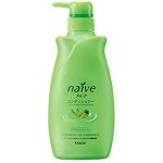 Naive Conditioner (Aloe) 550 ml. ครีมนวดบำรุงสำหรับทุกสภาพเส้นผม