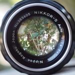 Nikon NIKKOR-S Auto 50mm. F1.4