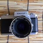 Nikomat FT N Nikon Nikkor-H Auto 50mm. F2