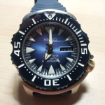 Seiko Monster Power Blue Limited Edition SRP455J รุ่นพิเศษ Made In Japan