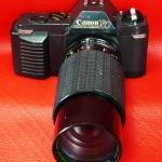 Canon T50+LENS maGInon-SERIES G MC 70-210MM.F4