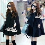 Winter Korean version Lady long winter fur coat