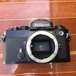 NIKON FE+DATA BLACK MF-12