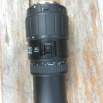 SIGMA 70-300MM.F4-5.6 DL MACRO CANON EF MOUNT