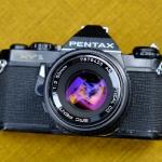 PENTAX MV1 SMC PENTAX-M 50MM.F2