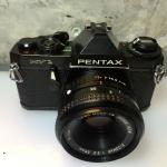 PENTAX MV1 RICONAR 55MM.F2.2