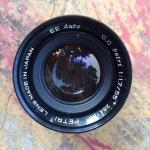EE Auto C. C Petri 55 mm. F1.7 Modifly Canon EF Mount