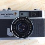 Olympus 35ED Olympus D Zuiko 38mm. F2.8