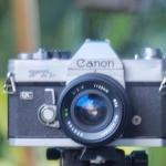CANON FTB QL BESTON M.C 28MM.F2.8