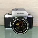 NIKON F PHOTOMIC T. NIKOKOR-S AUTO 50MM.F1.4