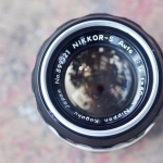 Nikkor-s Auto 50mm. f1.4 non ai mount