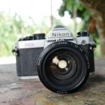 NIKON FM2n Nikkor zoom 35-105mm.f3.5-5.6
