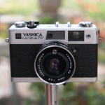YASHICA ELECTRO 35 FC YASHINON-DX 40MM.F2.8