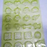 พิมพ์ช็อกโกแลต ลายการ์ตูน (จากเกาหลี) เบอร์ HT-4