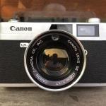Canon Canonet QL17 Canon Lens SE 45MM.F1.7
