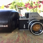 NIKON FTN NIKOR-S AUTO 50MM.F1.4