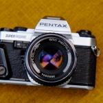 PENTAX SUPER PROGRAM SMC PENTAX-M 50MM.F2