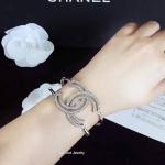 Chanel Diamond Bangle