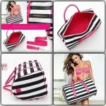 Victoria's Secret กระเป๋าเดินทาง สุด chic น่ารัก