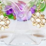 E149017 ต่างหูทองระย้า Fashion Earrings