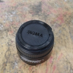 Sigma High Speed Wide 28mm 1.8 MC FOR NIKON