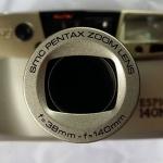 Pentax ESPIO 140M SMC ZOOM LENS 38MM-140MM.